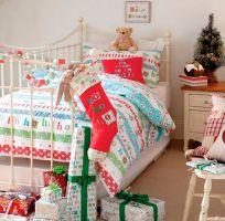 Украшаем интерьер детской к новогодним праздникам